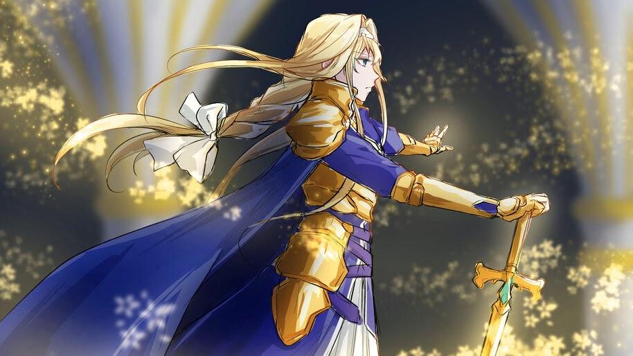 Alice, Sword Art Online Alicization, 4K, #4.1812