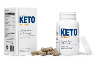 Keto Actives Weight Loss