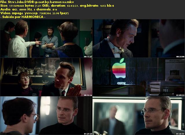 Descargar Steve Jobs Castellano por MEGA.