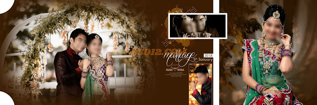Wedding album 12x36 karizma dm PSD Vol-3