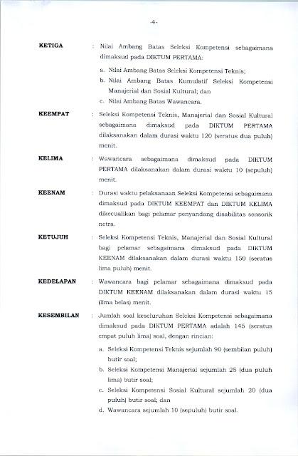 KEPMENPANRB Nomor 1128 Tahun 2021 Halaman 4