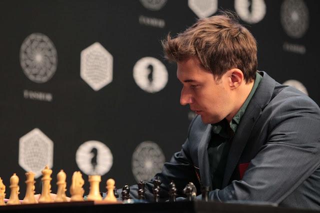 Sergey Karjakin lidera en solitario el Torneo de Candidatos