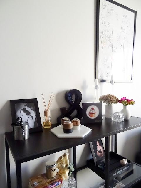 Viikkokatsaus, sisustushylly, Ikea Vittsjö