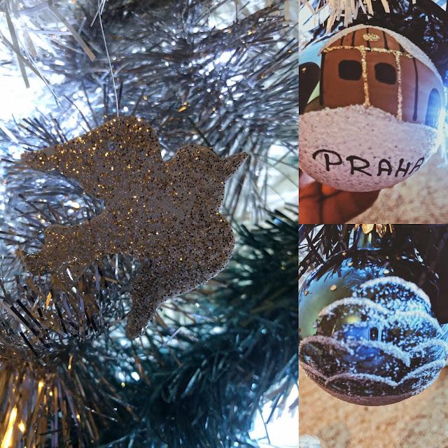 second tree dove & prague bauble