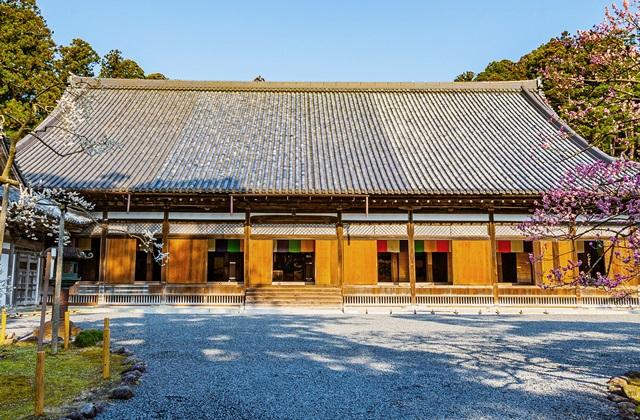 วัดซุยกันจิ (Zuiganji Temple: 瑞巌寺) @ www.zuiganji.or.jp
