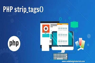 PHP strip_tags() Function