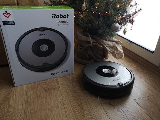 [iRobot] Roomba 604 Robot odkurzający