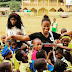 Volunteering as a way of giving back