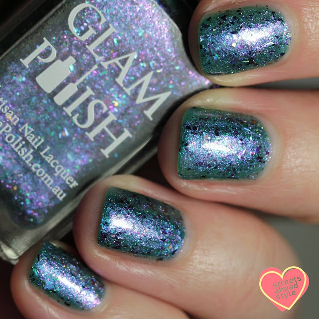 Glam Polish I Think Your Egg is Hatching! 2.0 swatch by Streets Ahead Style