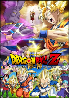 Dragon ball Z: A batalha dos Deuses – Dublado