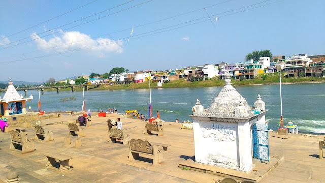 narmda ghat dindori , dindori ke parytan sthal , dindori tourism hindi , dindori tourist place