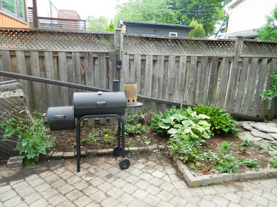 Playter Estates Toronto backyard cleanup after by Paul Jung Gardening Services