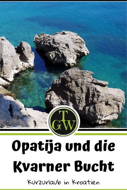 Ein Kurztripp nach Opatija - Gartenblog Topfgartenwelt #Kroatien #Urlaub #Kurztrip #Opatija #Reise
