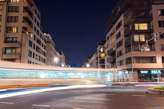 Matt Rakowski Night Photo Brussels