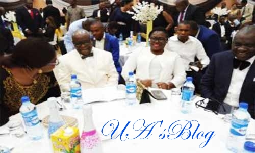 """""""I Am Alive And Well"""" Says Ex-CJN Onnoghen At First Public Appearance"""