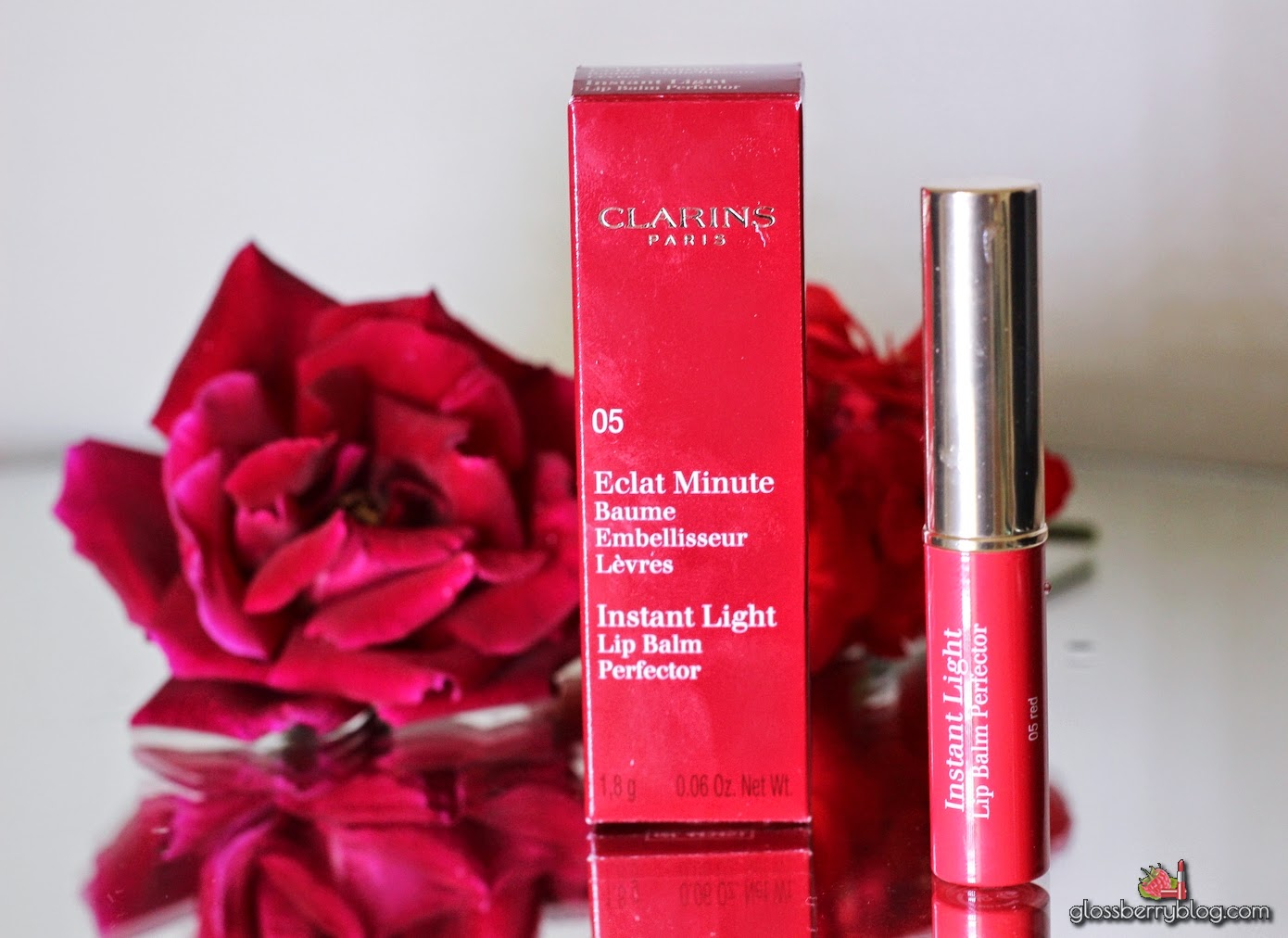 Clarins Instant Light Natural Lip Balm Perfector 05