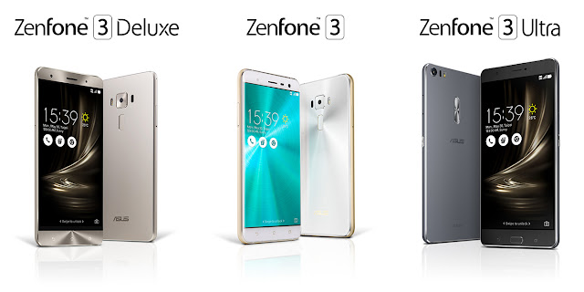 Asus Zenfone 3 rilis hari ini di Indonesia dengan fitur PixelMaster 3.0, dan USB-type-C