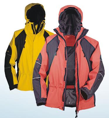 Штормовая куртка