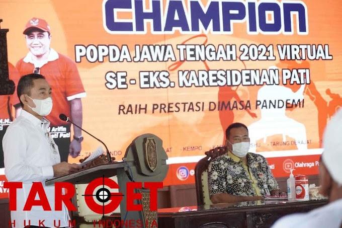 Tempel Ketat Juara Umum, Pati Runner Up Popda Jateng