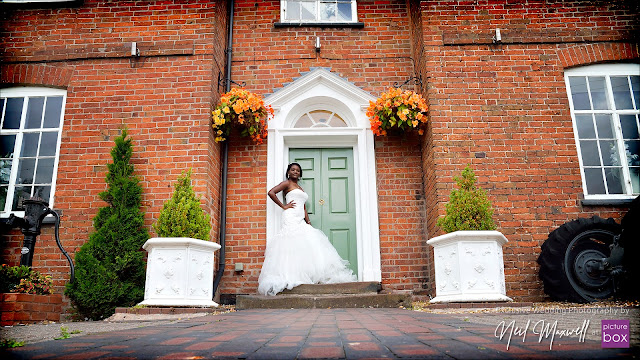 Wedding Photography by Neil at Picture Box -The Barns Hotel Wedding Photographer, Blooms Menswear, St Lukes Cannock, David Bridal Boutique