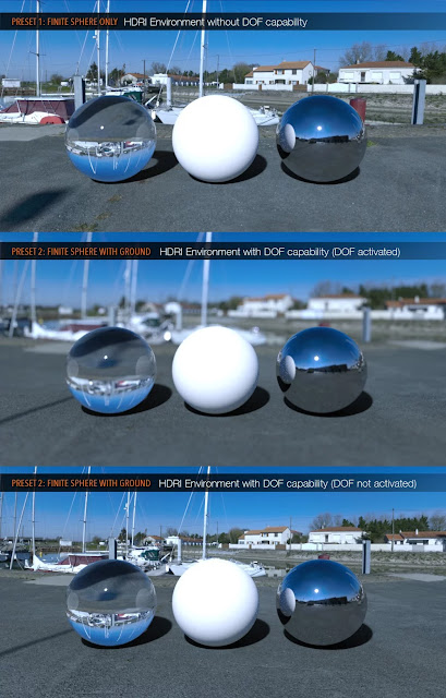 UltraHD Iray HDRI With DOF - Outdoor Pack 5 - Marinas