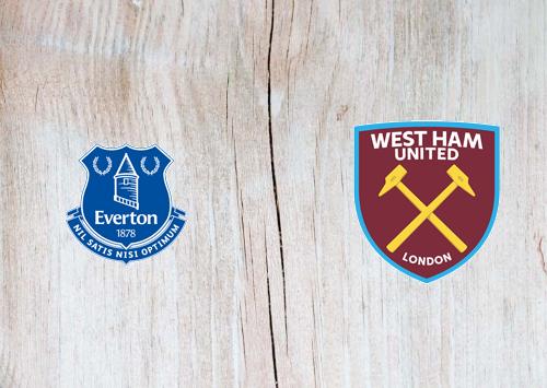 Everton vs West Ham United -Highlights 19 October 2019