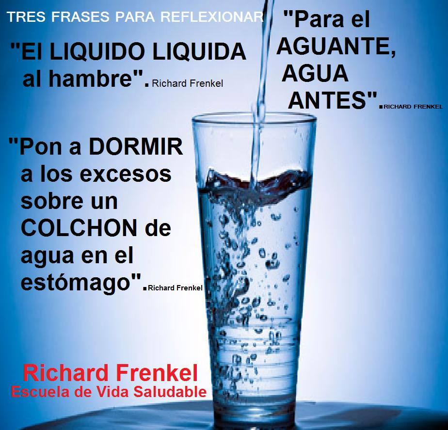 Richard Frenkel Tres Frasesno Ala Droga Alcohol