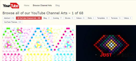 tao youtube channel art voi youtubetheme.com