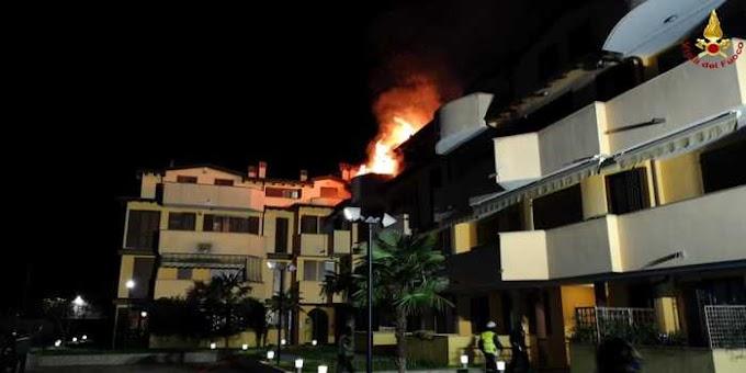 Incendio in abitazione a Milano: muore un'anziana