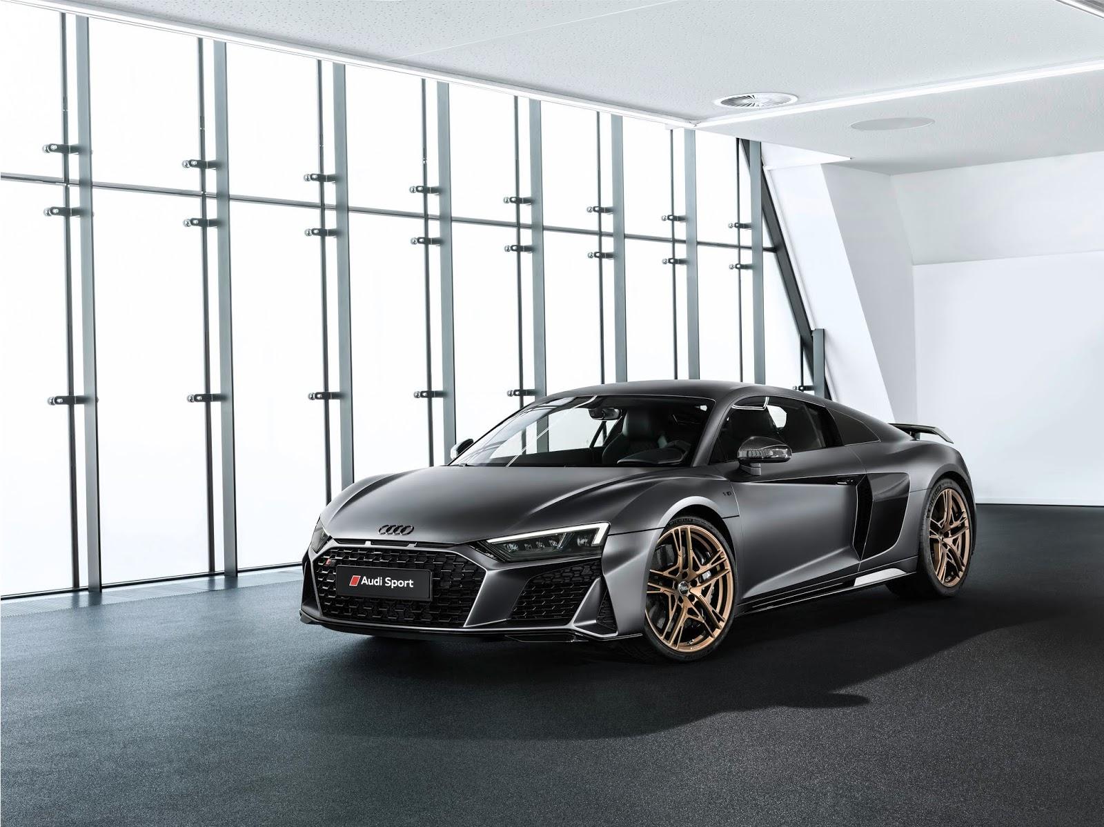 2020 Audi R8 V10 Decennium Interior Exterior Design And