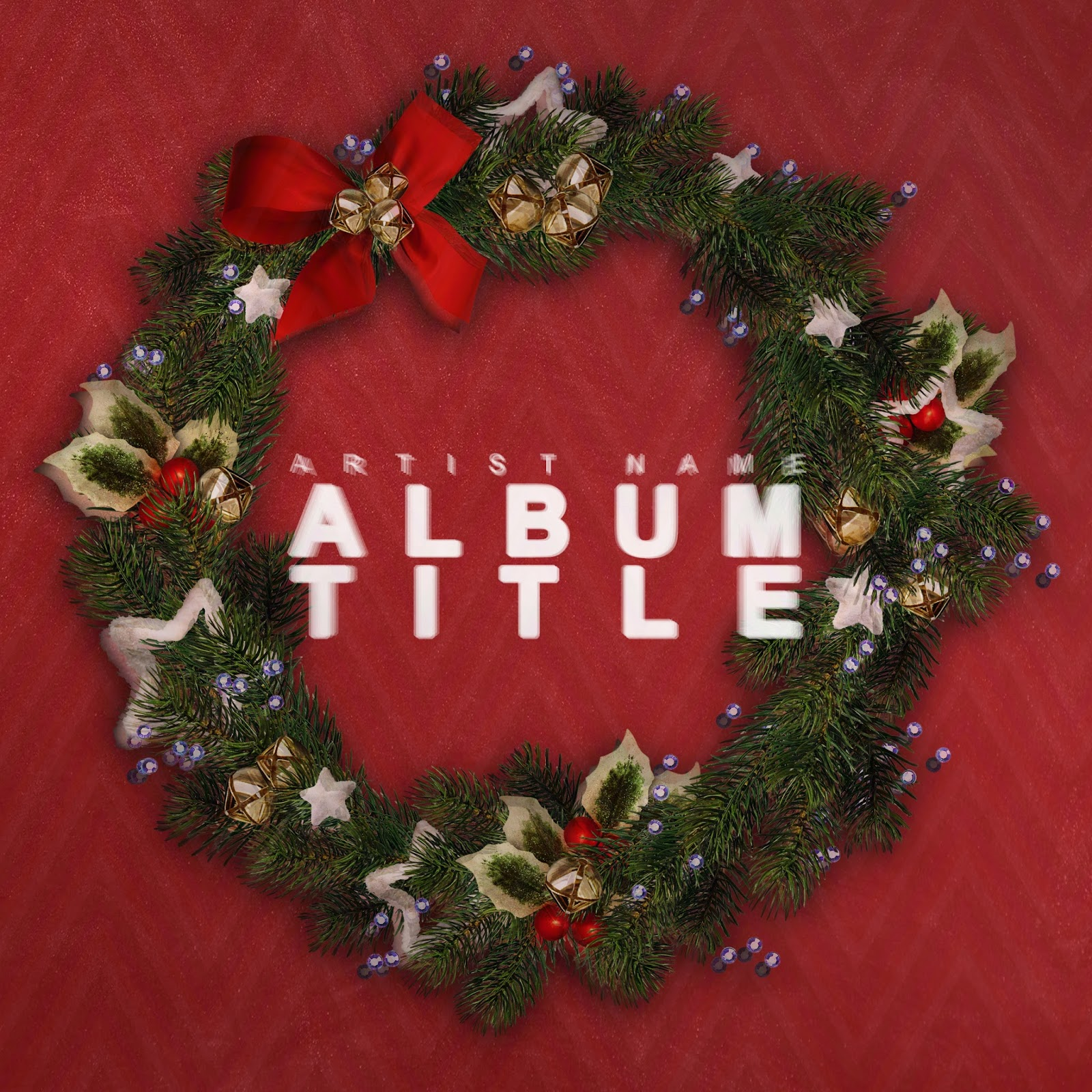 Christmas Album Cover Art.Music Single Album Mixtape Cd Cover Artwork Graphic Design