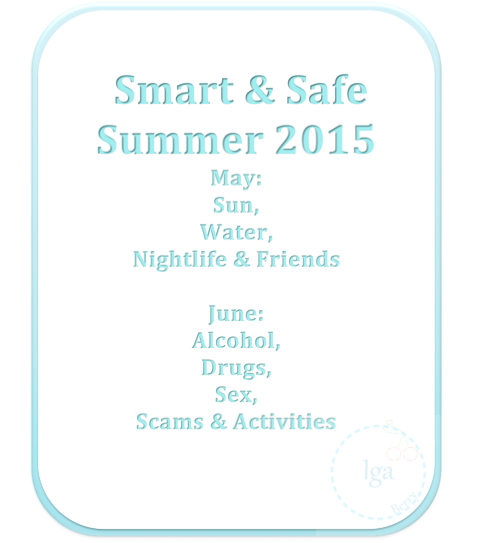 Smart and safe summer with Iga Berry what are we going to talk about