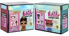 Кукольная мебель для Лол серия 3: L.O.L. Surprise Furniture