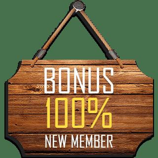 bonus new member Hokicash