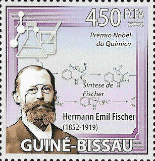 Guinea Bissau Nobel Prize Chemisry Emil Fischer Germany