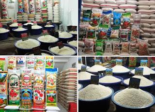 Agen grosir beras murah kota Bekasi Jawa Barat