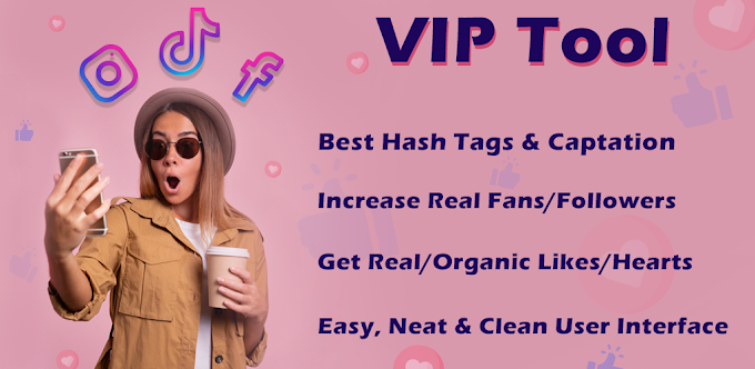 VipTools APK 1.0 – TikTok Auto Followers for Free (Download)