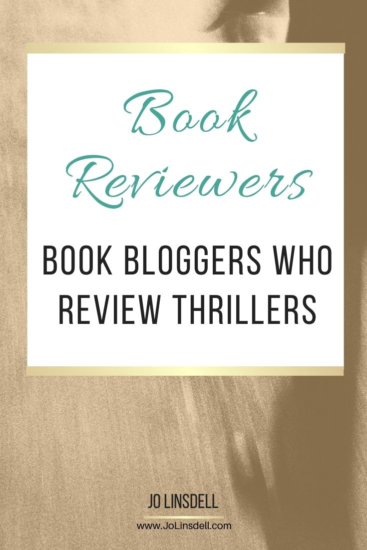 Book Reviewers Book Bloggers Who Review Thrillers