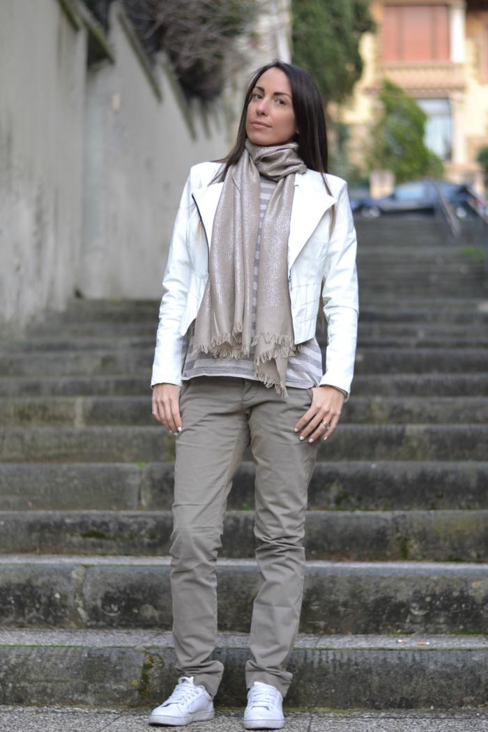 giacca maglia luana romizi