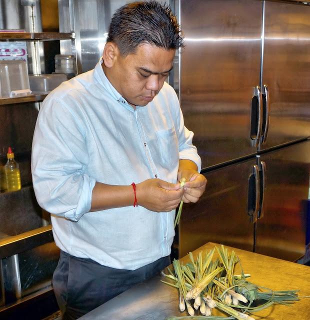 Chef Luu Meng : La citronnelle de mon pays est pleine de qualités