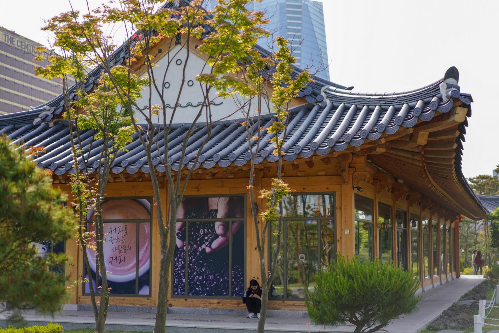 Hollys Coffee, Incheon