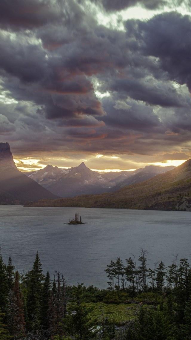 Misteri Wallpaper Danau Setan Yang Bisa Merusak HP