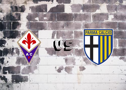 Fiorentina vs Parma  Resumen