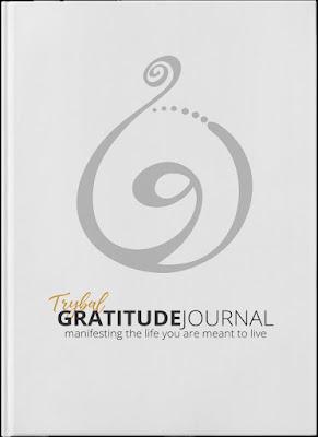 Trybal Gratitude Journal - an adult bookwrap