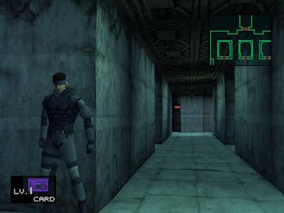 Metal Gear Solid Screenshot 2