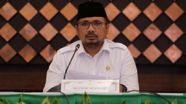 Soal Perusakan Rumah Ibadah Ahmadiyah, Begini Reaksi Menag Yaqut