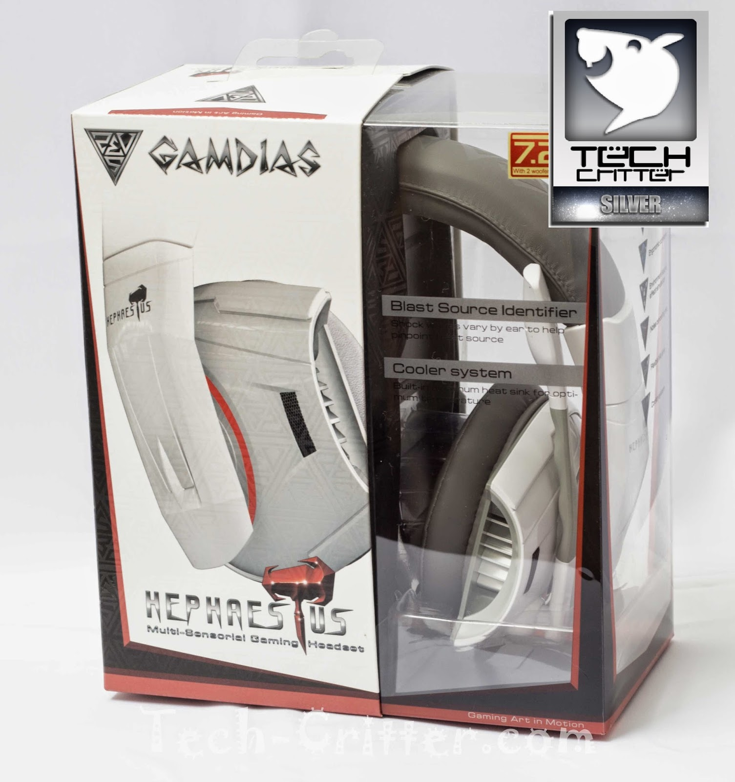 Unboxing & Review: Gamdias Hephaestus Gaming Headset 81