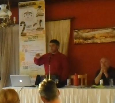 Αύριο ξεκινάνε οι δημοσιεύσεις των βίντεο του 2ημερου μελισσοκομικού σεμιναρίου των Ιωαννίνων
