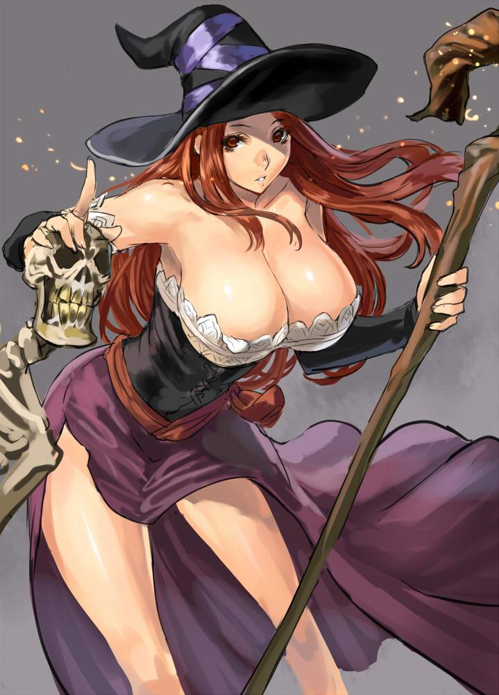 Sorceress hentai
