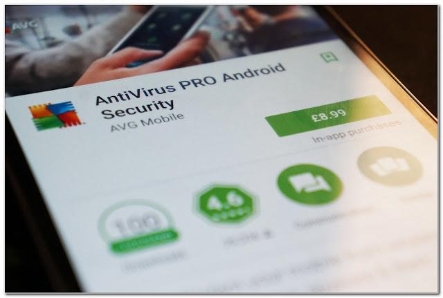 anti virus terbaik AVG Android Antivirus Security
